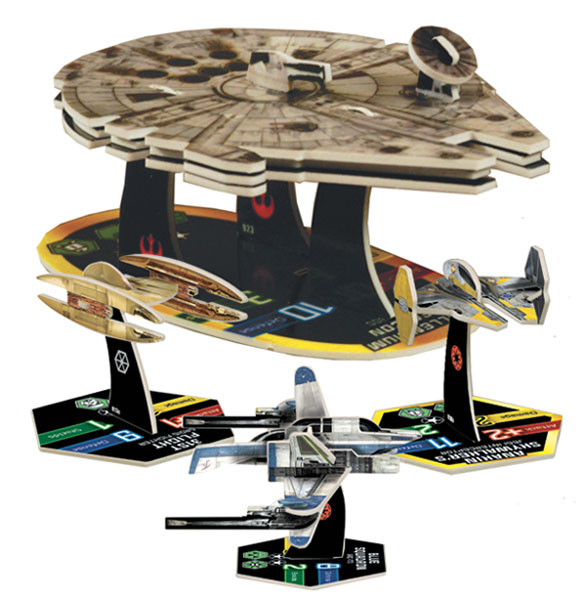 Image: Star Wars Pocketmodel TCG: Imperial Power Up Pack  -