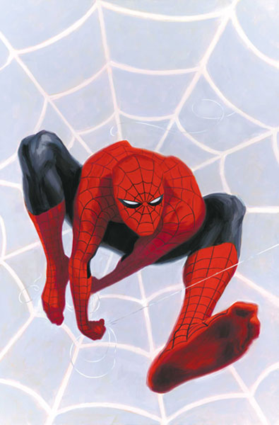 Image: Mythos: Spider-Man #1 - Marvel Comics