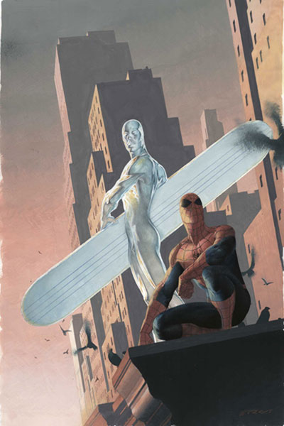 Image: Silver Surfer: Requiem #2 - Marvel Comics