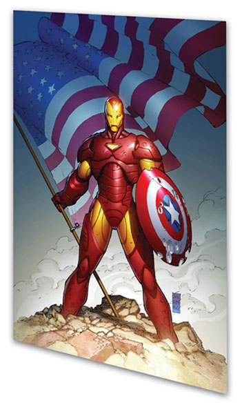 Image: Civil War: Marvel Universe SC  - Marvel Comics