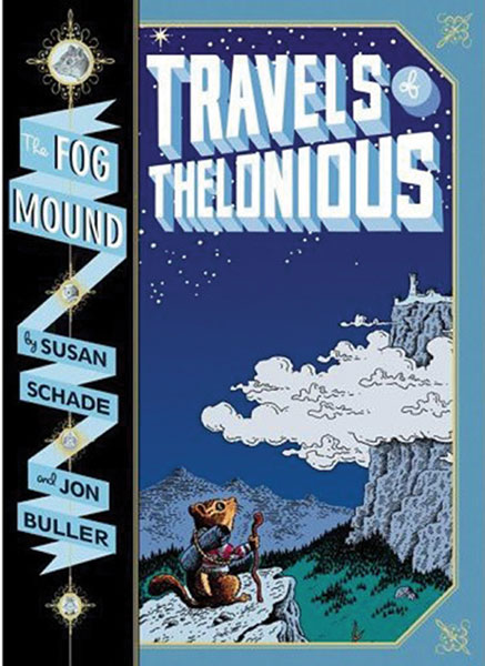 Image: Fog Mound Book 1: Travels of Thelonious HC  - Simon & Schuster