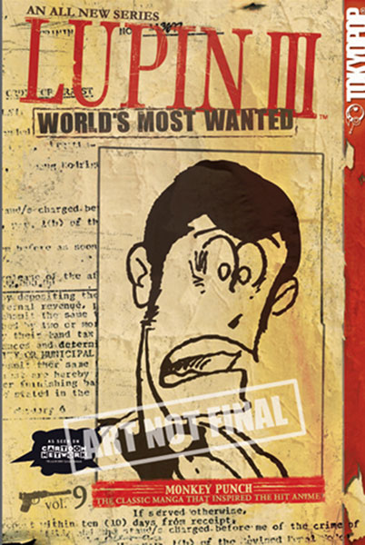 Image: Lupin III: World's Most Wanted Vol. 09 SC  - Tokyopop