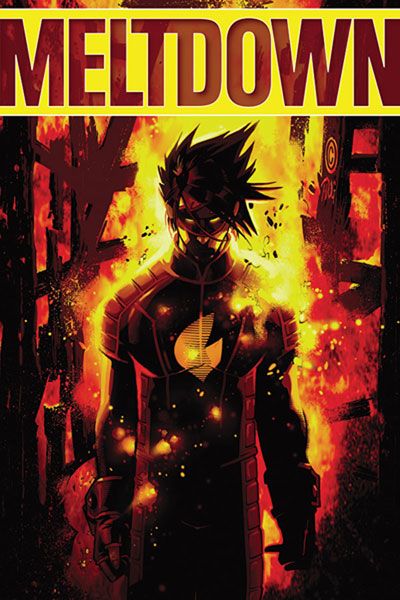 Image: Meltdown: The Defintive Collection SC  - Image Comics