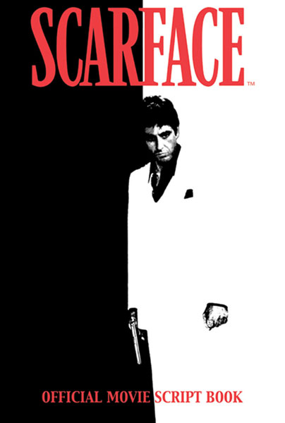 Image: Scarface: The Movie Scriptbook SC  - IDW Publishing