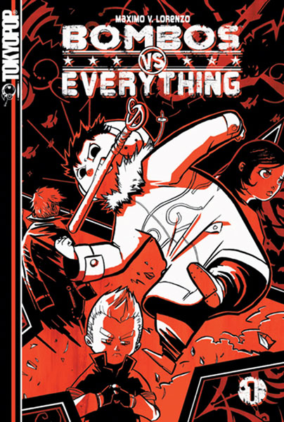 Image: Bombos vs. Everything Vol. 01 SC  - Tokyopop
