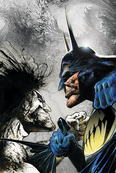 Image: Batman / Lobo: Deadly Serious #1 - DC Comics