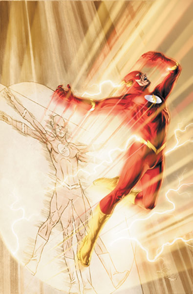Image: Flash #231 (Flash: Fastest Man Alive #15 Aculu Cover) - DC Comics