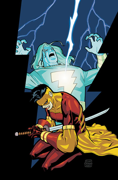 Image: Outsiders: Five of a Kind - Week 2: Katana / Shazam #2 - DC Comics