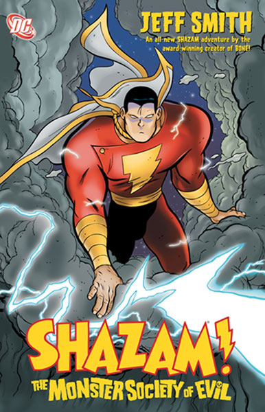 Image: Shazam!: Monster Society of Evil HC  - DC Comics
