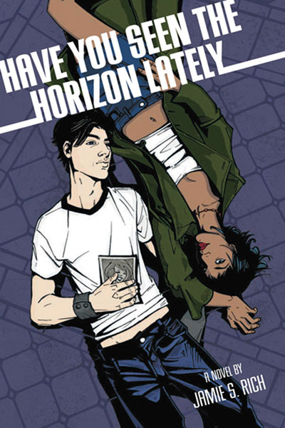 Image: Have You Seen the Horizon Lately? SC  - Oni Press Inc.