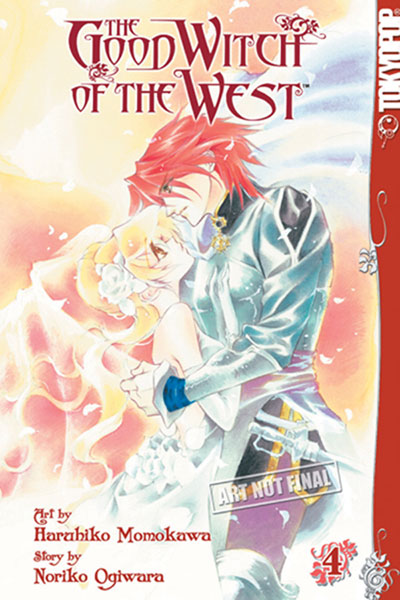 Image: Good Witch of the West Vol. 04 SC  - Tokyopop