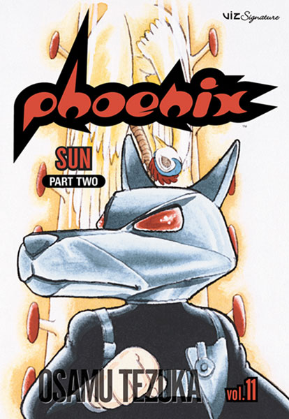Image: Phoenix Vol. 11: Sun Part Two SC  - Viz Media LLC