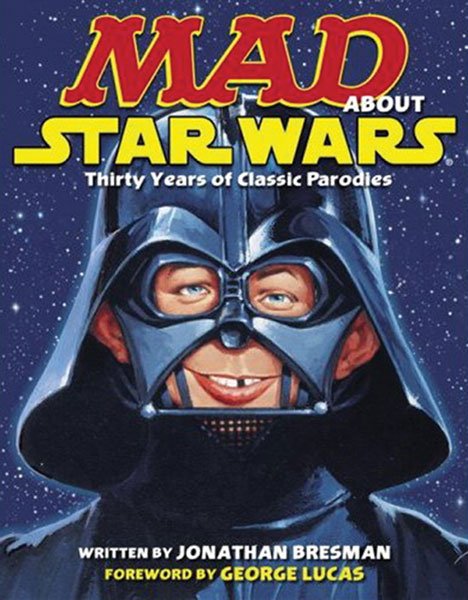 Image: Mad About Star Wars SC  -