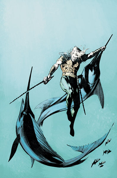 Image: Aquaman: Sword of Atlantis #56 - DC Comics