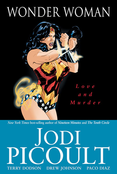Image: Wonder Woman: Love and Murder HC  - DC Comics