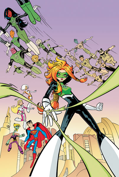 Legion of Super-Heroes in the 31st Century #6