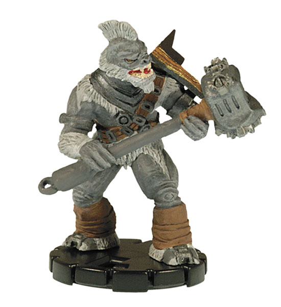 Image: Halo Actionclix Hunter Combat Pack  - Wizkids LLC