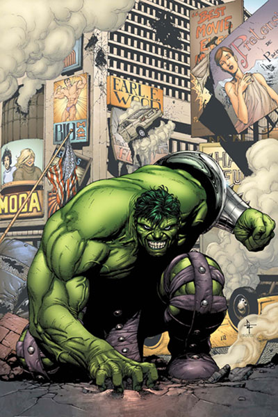 Image: Incredible Hulk #110 (Vol. 3) - Marvel Comics