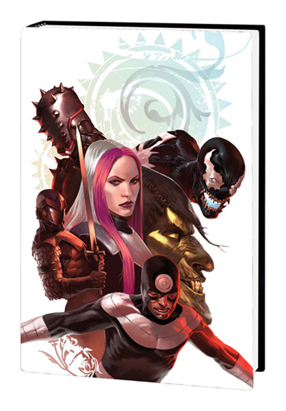 Image: Thunderbolts Vol. 01: Faith in Monsters HC  - Marvel Comics