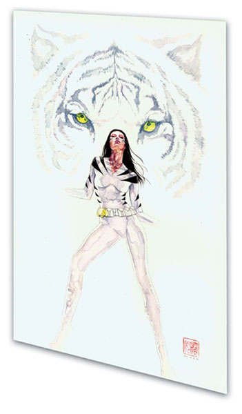 Image: White Tiger: A Hero's Compulsion SC  - Marvel Comics