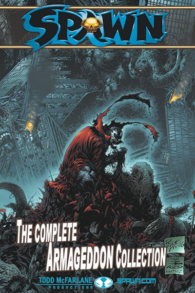 Image: Spawn: The Complete Armageddon Collection SC  - Image Comics