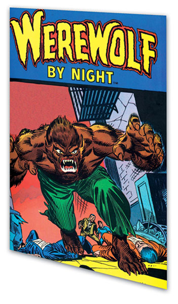 Image: Essential Werewolf by Night Vol. 02 SC  - Marvel Comics
