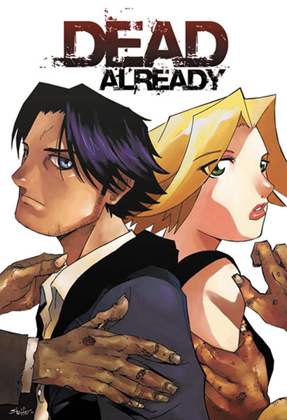 Image: Dead Already Vol. 01 SC  - Seven Seas Entertainment LLC