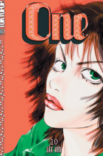 Image: One Vol. 10 GN  - Tokyopop