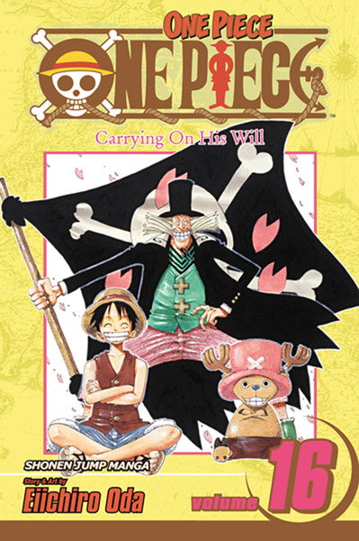 Image: One Piece Vol. 16 SC  - Viz Media LLC