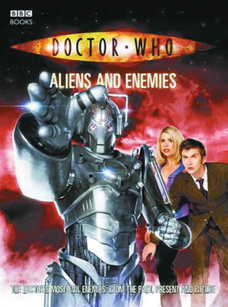 Image: Doctor Who: Aliens and Enemies SC  -