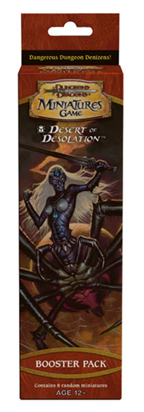 Image: Dungeons & Dragons CMG Booster Pack: Desert of Desolation  -