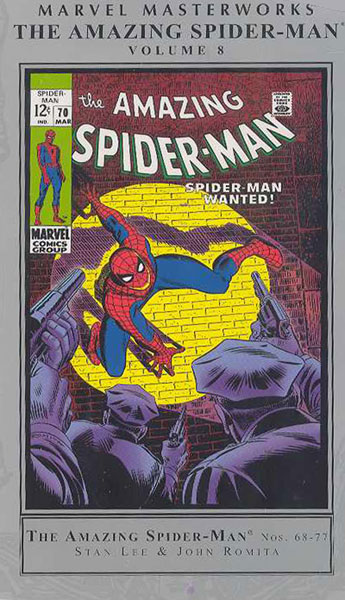 Image: Marvel Masterworks: Amazing Spider-Man Vol. 08 HC  - Marvel Comics