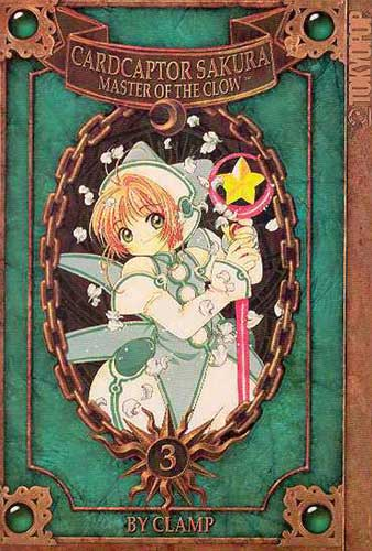 Image: Cardcaptor Sakura Master of the Clow Vol. 03 SC  - Tokyopop