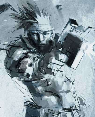 Image: Complete Metal Gear Solid HC  - IDW Publishing
