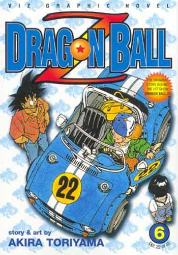 Image: Dragonball Z Vol. 6  (tpb) - Viz Media LLC