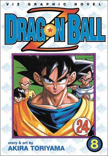 Image: Dragonball Z Vol. 8  (tpb) - Viz Media LLC