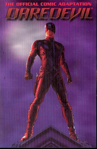 Image: Daredevil the Movie SC  - Marvel Comics