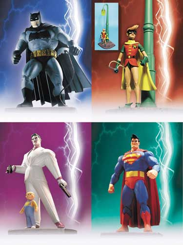 Image: Dark Knight Returns Action Figures Set  -