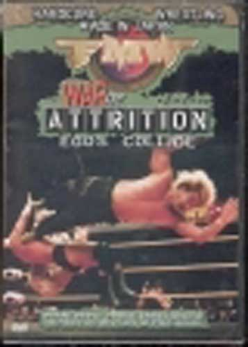 Image: FMW Vol. 12: War of Attrition  (DVD) -