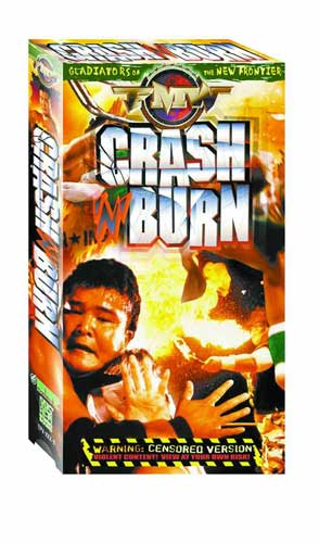 Image: FMW Vol. 3: Crash 'n Burn  (DVD - dubbed) -
