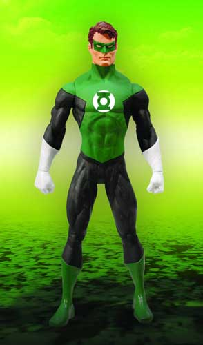 Image: Green Lantern Series 1 Action Figure Set  (5) -