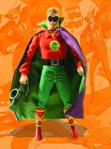 Image: DC First Appearance Series 2 Action Figure: Green Lantern  -
