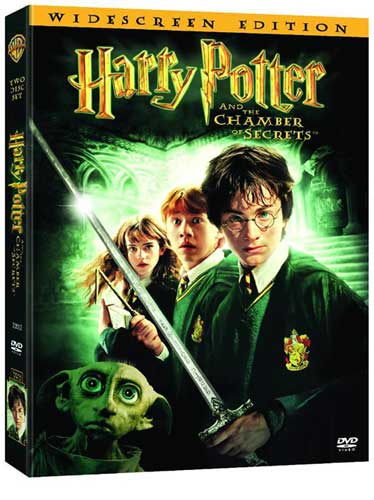 Image: Harry Potter and the Chamber of Secrets - Widescreen  (DVD) -