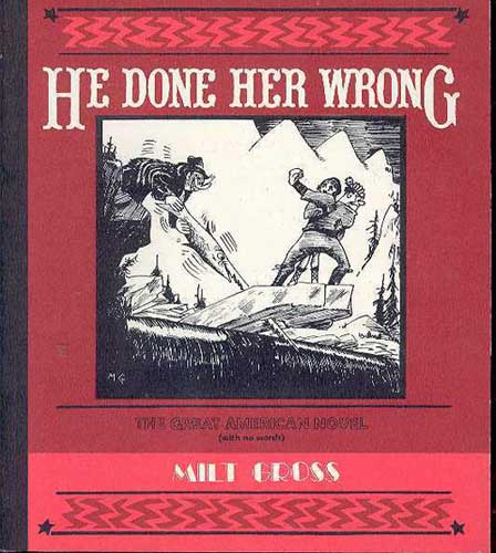 Image: He Done Her Wrong SC  - Fantagraphics Books