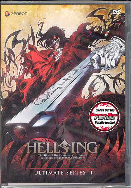 Image: Hellsing Ultimate Vol. 1 DVD - Standard Ed.  -