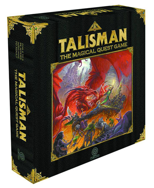 Image: Talisman Board Game  -