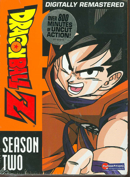 Image: Dragonball Z Season 2 Box Set  (DVD) -