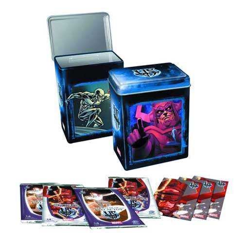 Image: Marvel Vs.TCG: Heralds of Galactus Booster Box  - Marvel Comics