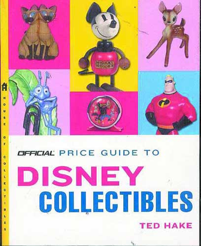 Image: Official Guide to Disney Collectibles SC  -