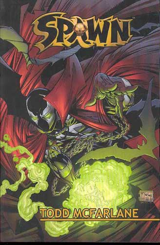 Image: Spawn Collection Vol. 1 SC  - Image Comics